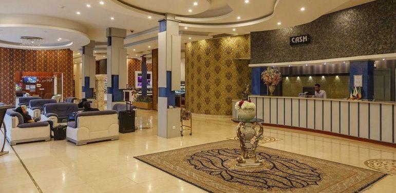 سفیر 118   رزرو هتل آرامیس کیش
