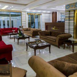 هتل آپارتمان گلسا مشهد